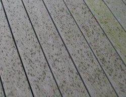 composite deck maintenance info