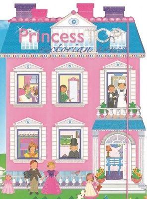 Princess TOP - Victorian house (rózsaszín)