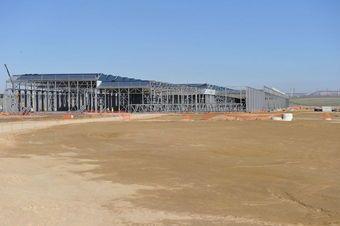 CCOO exige la inmediata apertura de los nuevos talleres de RENFE MANTENIMIENTO del Páramo de San Isidro