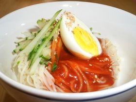 本場韓国の味★辛うま!ビビン麺 by ソネチコ [クックパッド] 簡単おいしいみんなのレシピが269万品