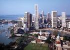 [싱가폴]  해제: 아시아 동남부 말레이반도의 최남단에 위치하고 있는 도시국가이다. 길가마다 심어진 야자수와 커다랗고 높다란 빌딩들은 이국적인 분위기를 느껴지게 한다.   감상: 싱가폴은 고등학교 수학여행 때 들렸던 장소이다. 싱가폴의 높다란 빌딩숲들과 멋진 금융빌딩[싱가폴은 금융의 중심지이다.]들은 나중에 성공해서 이런 곳 에서 일하고 싶다는 욕망을 불러일으켰다. 이러한 욕망은 힘든 수험생활을 이겨내게 해준 원동력이 되었다.