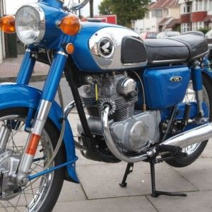 1970 Honda CD175 Classic Honda for Sale