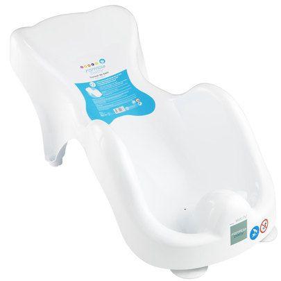 Transat de bain Blanc de Formula Baby
