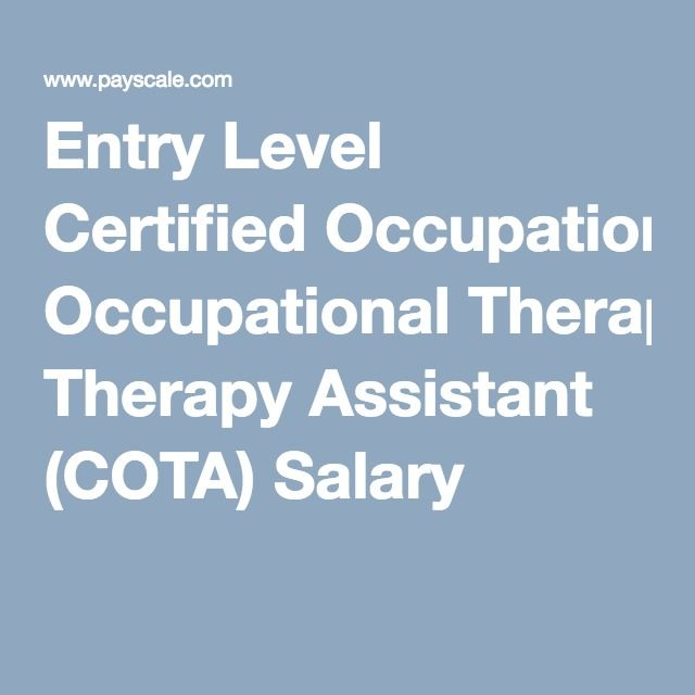 Best 25+ Certified occupational therapy assistant ideas on - ot assistant sample resume