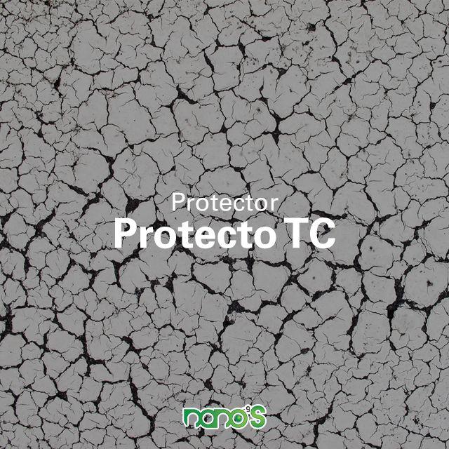 #Nanoproducto ¿La superficie se encuentra pintada? Protecto TC Protege las pinturas acrílicas ya instaladas, contra el agua, aceite, las manchas y los efectos que provocan en la superficie como el agrietamiento. Alarga la vida de la pintura.