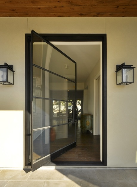 Best 25 Steel Doors Ideas On Pinterest Glass Doors