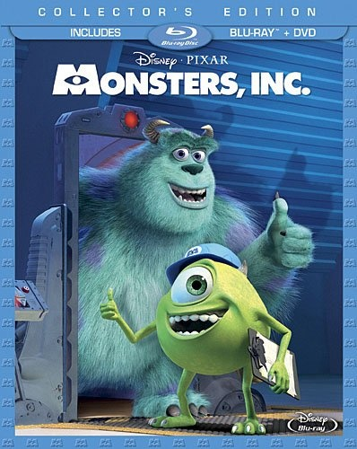 Monsters, Inc. (Three-Disc Collector's Edition: « Holiday Adds