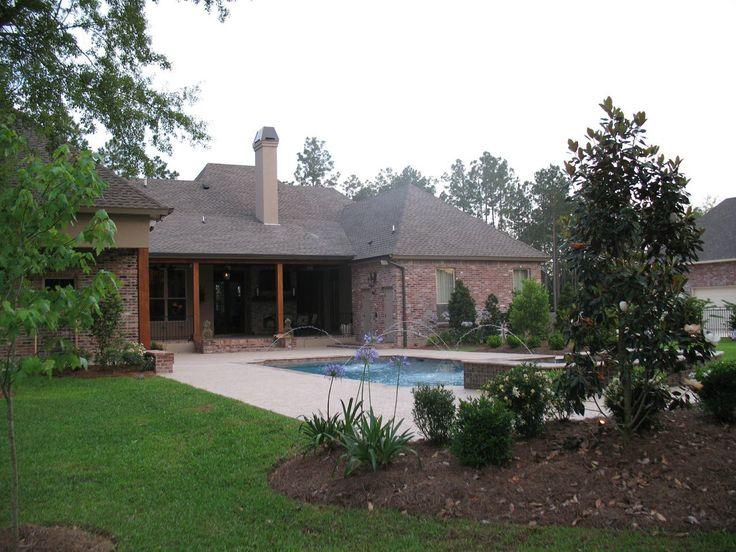 Best 25+ Madden home design ideas on Pinterest | Brick house plans ...