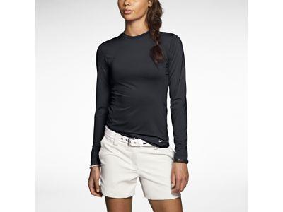 Nike Pro Long-Sleeve Crew Women's Golf Top