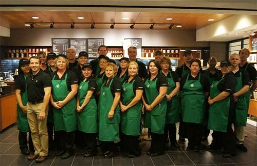 employment and starbucks The starbucks corporation utilizes its human resources practices and policies as a strategy to gain starbucks' human resource management practices 1 starbucks' human resource management practices to help curb job burnout, it is.