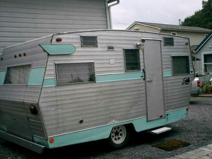 1969 Shasta Camper For Sale