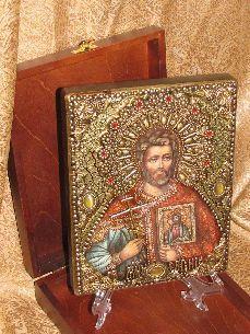 Икона, Святой мученик Евгений - Иконы, Именные <- Иконы - Каталог | Универсальный интернет-магазин подарков и сувениров