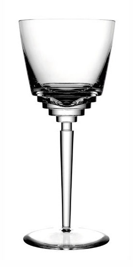 Oxymore Water Glass  by Saint-Louis