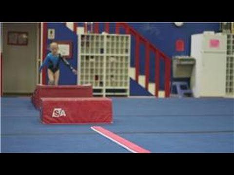 how to teach gymnastics to preschoolers