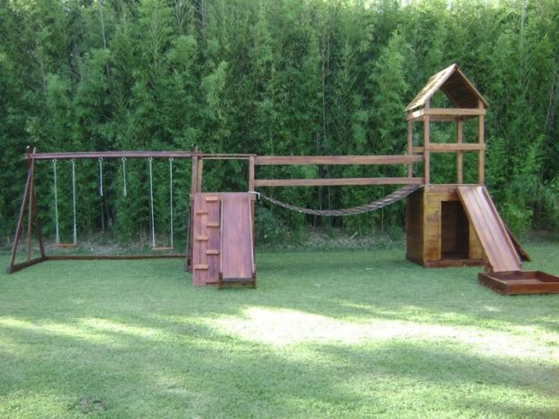 15 best images about juegos de madera on pinterest for Jardines chicos