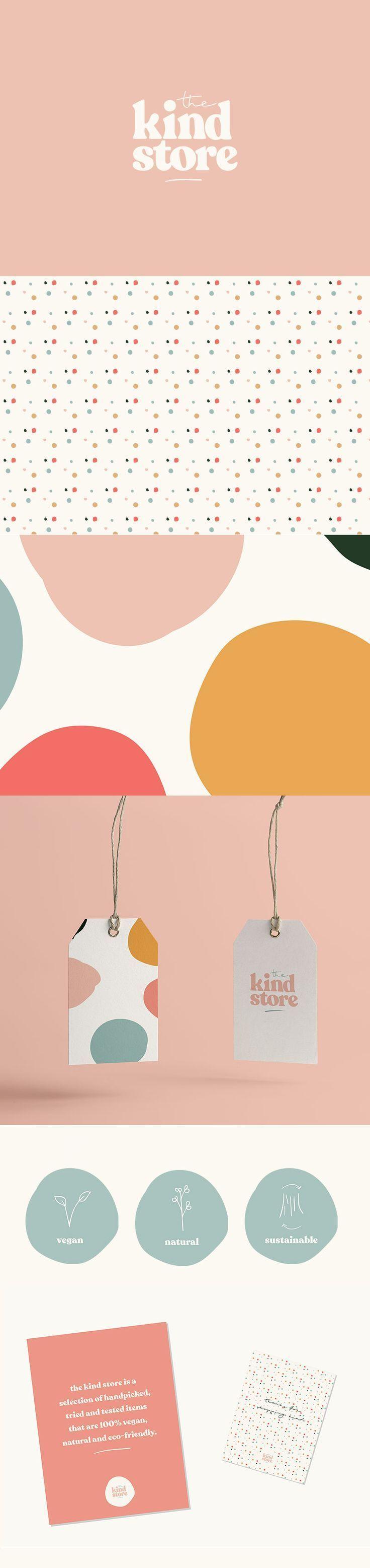 The Kind Store – Marca de belleza sostenible  – Corporate