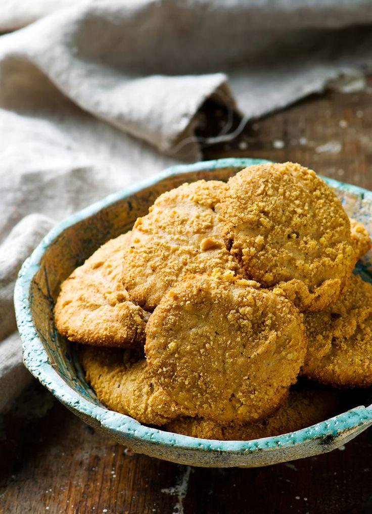 Печенье «Тыквенный чизкейк» — Кулинарный Блог