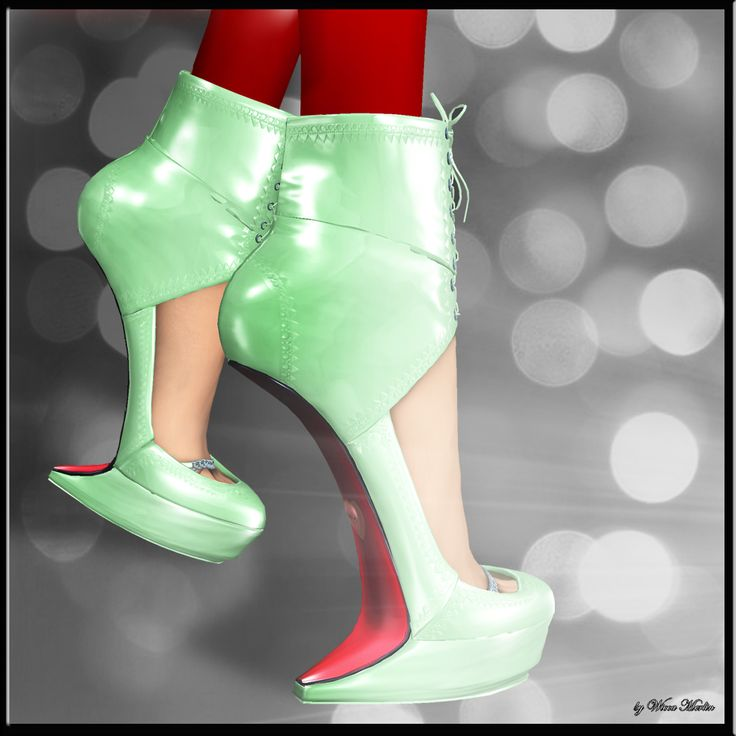 Extreme High Heel Shoes | That may sound painful… but who loves high heels knows… who wanna ...
