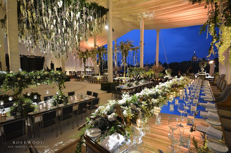 San Miguel Wedding Venues Santos Bodas Mexican Weddings Reception Places