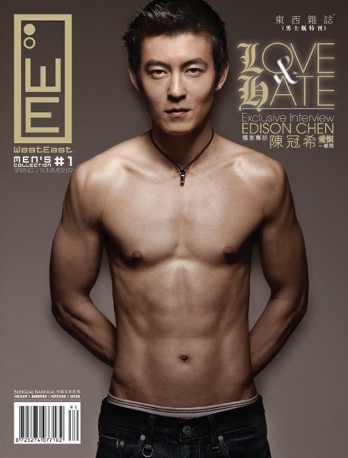 I WILL ALWAYS BE A EDISON CHEN FAN..... LOL.. me too. he reminds me of Andy Lau...LG