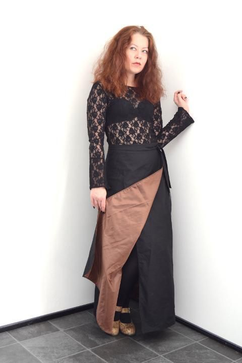Unisex Wrap Skirt Sewing Pattern by Heather Wielding Designs    https://www.heatherwielding.com/product/wrap-skirt/