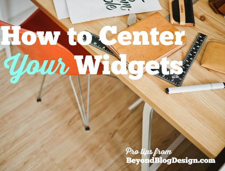 How do you center the image inside a widget? We all want to know these questions, sometimes we are afraid to ask! Don't worry! Ask me any WordPress or blogging questions!