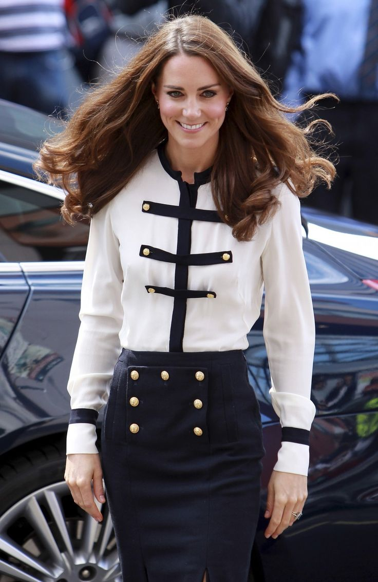 Top 15 Inspirational Kate Middleton Quotes: Click image to discover the 15 best Kate Middleton quotes and sayings.