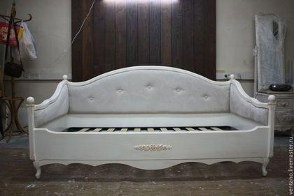 Кровать для принцессы - кровать,принцесса,детская,детская комната,девочка