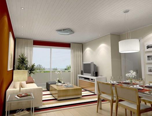 O forro de PVC é ideal para residências e espaços comerciais que possuem ambientes úmidos.