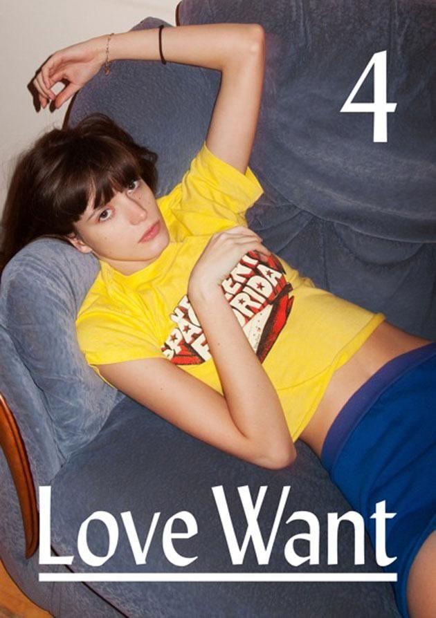 #StacyMartin for Love Want Magazine, July 2011