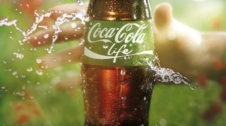 Coca Cola Life - Is it any better?