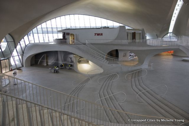Behind the Scenes at the TWA Flight Center at JFK Airport  by michelle young    http://newyork.untappedcities.com/2012/06/27/behind-the-scenes-at-the-twa-flight-center-at-jfk-airport/