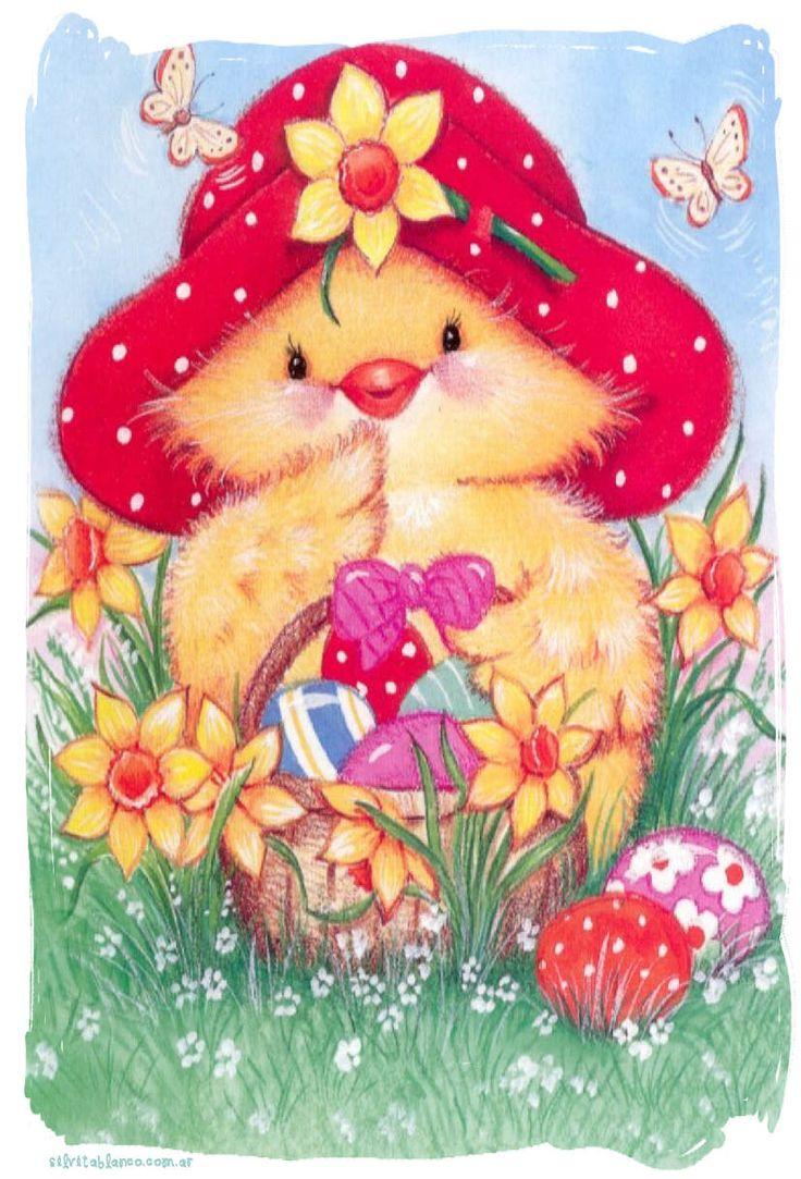 Pascua | para realizar tarjetas y manualidades | tamaño grande descargar