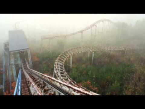 304 best abandoned amusement parks images on pinterest abandoned autumn at abandoned rollercoaster sciox Choice Image