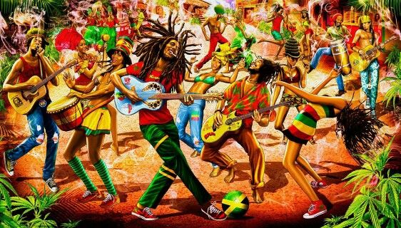 Awesome Bob Marley piece!!!!!
