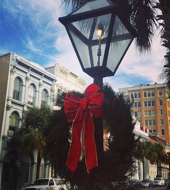 69 best Christmas in Charleston images on Pinterest | Advent ...