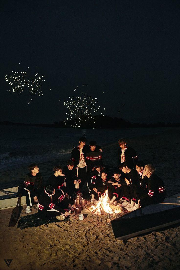 Seventeen drop more concept photos for 'Going Seventeen' | allkpop.com
