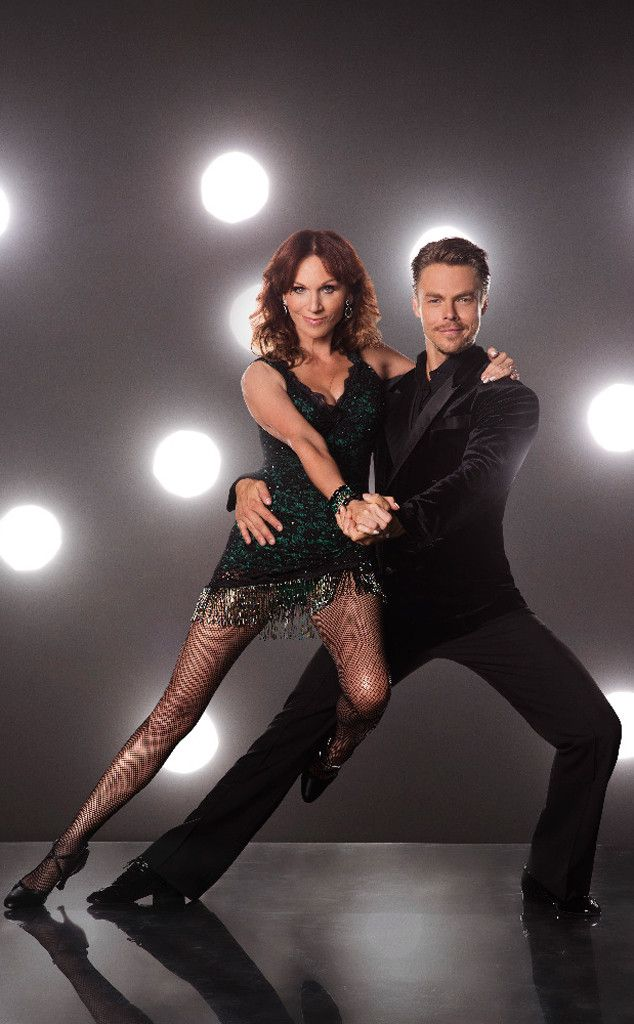 Marilu Henner and Derek Hough from Meet Dancing With the Stars' Season 23 Cast   E! Online