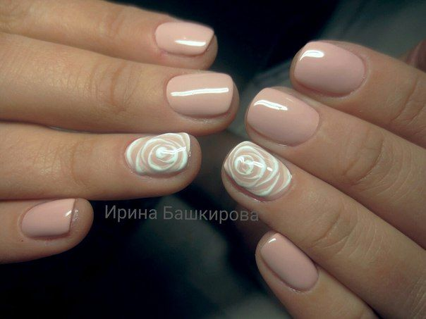 Nail Art #574 - Best Nail Art Designs Gallery - Best 25+ Short Natural Nails Ideas On Pinterest Short Nail