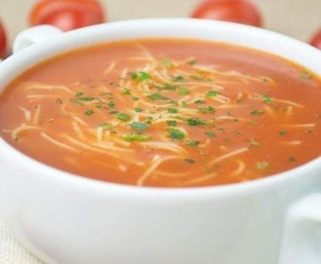 Przepis Zupa pomidorowa (jak u mamy) przez za sałatą - Widok przepisu Zupy
