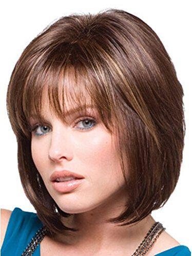 HI GIRL Fashion Brown Wigs Straight Hair Wigs Fashion Short Women's Wig Heat Safe Synthetic Wigs http://www.amazon.com/dp/B00LGLK9SU/ref=cm_sw_r_pi_dp_L1NVub04H1GCB