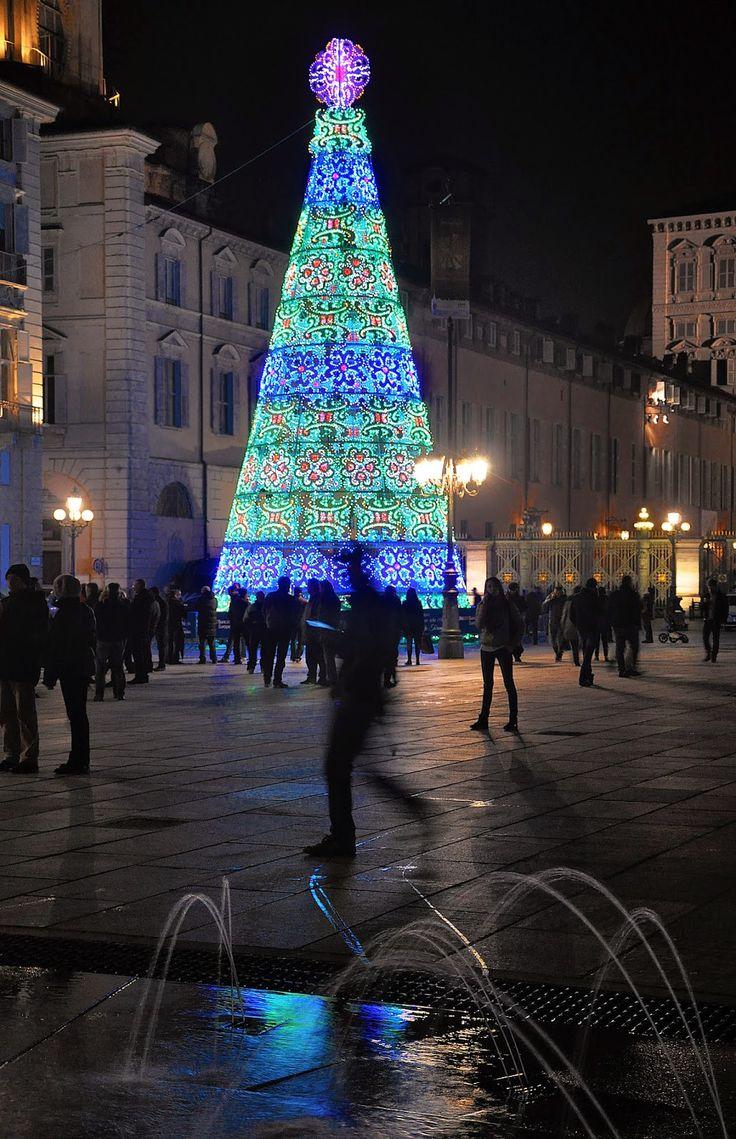 Natale a Torino, Piazza Castello