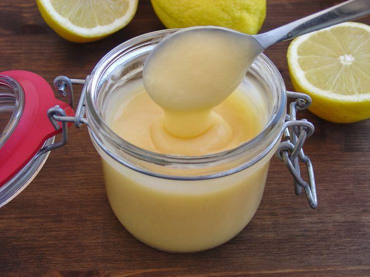 Ma Petite Boulangerie: Lemon curd - Parfait de lemon curd