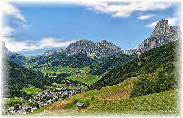 ITALIAN ALPS, Alta Val Badia - Corvara e Colfosco   Flickr - Photo Sharing!