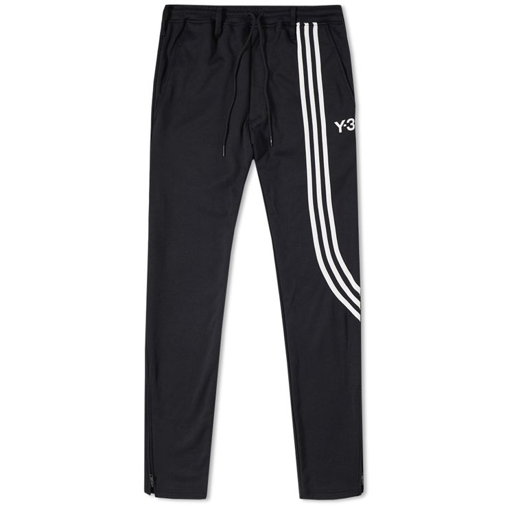 Y-3 Fluid Sweat Pant (Noir)