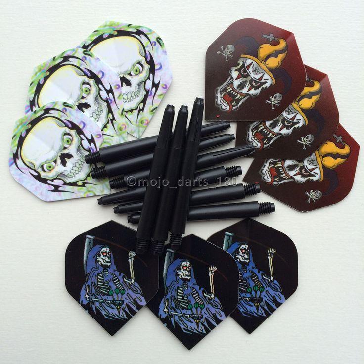Halloween Darts Kit