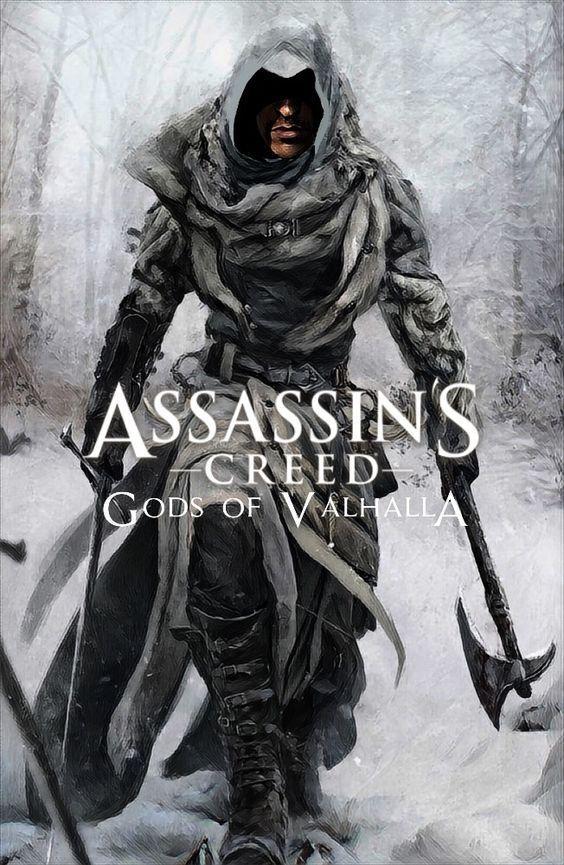 Assassin's Creed Gods of Valhalla Assassins Creed