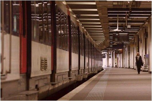 L'espérance de vie au fil de la ligne du RER B