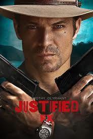 Justified Season 6 double-gun Raylan
