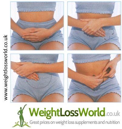 self massage weight loss